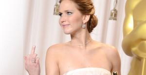 Jennifer Lawrence ha sufrido una violación de su intimidad.